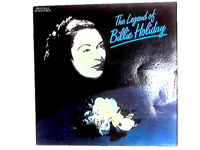 The Legend Of Billie Holiday Comp by Billie Holiday