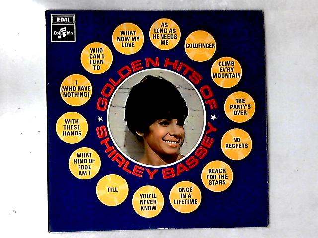Golden Hits Of Shirley Bassey LP COMP by Shirley Bassey