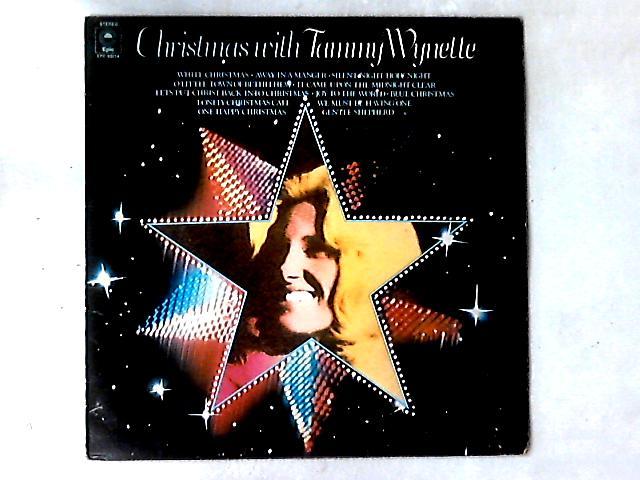 Christmas With Tammy LP by Tammy Wynette