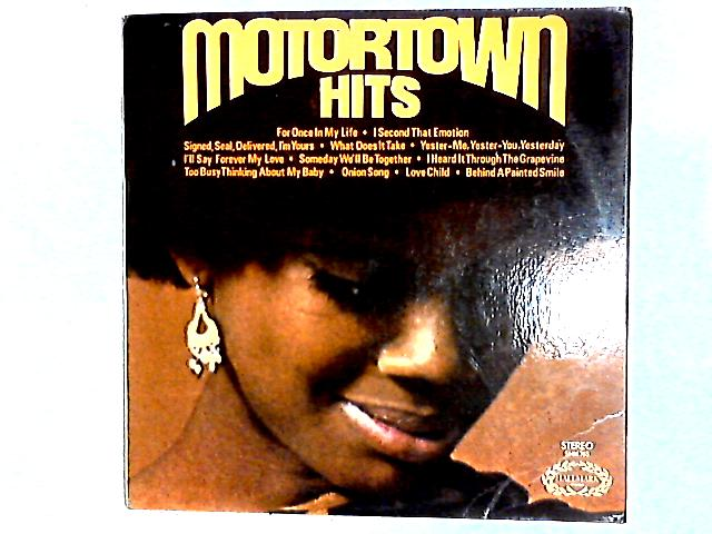 Motortown Hits Comp by Various
