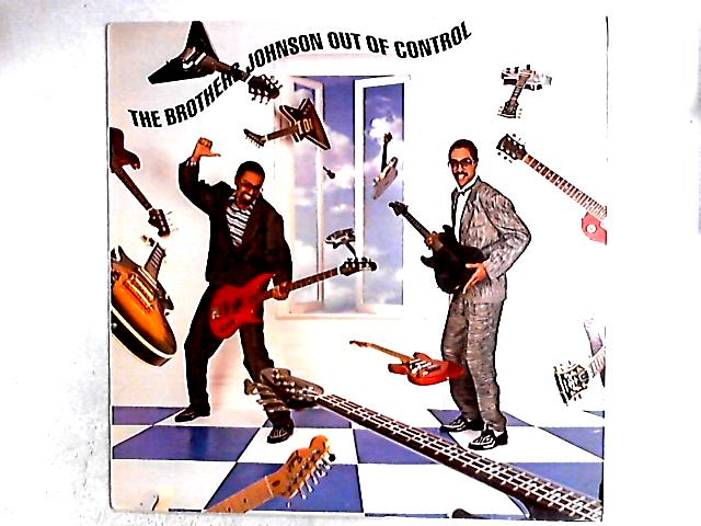Out Of Control LP by Brothers Johnson