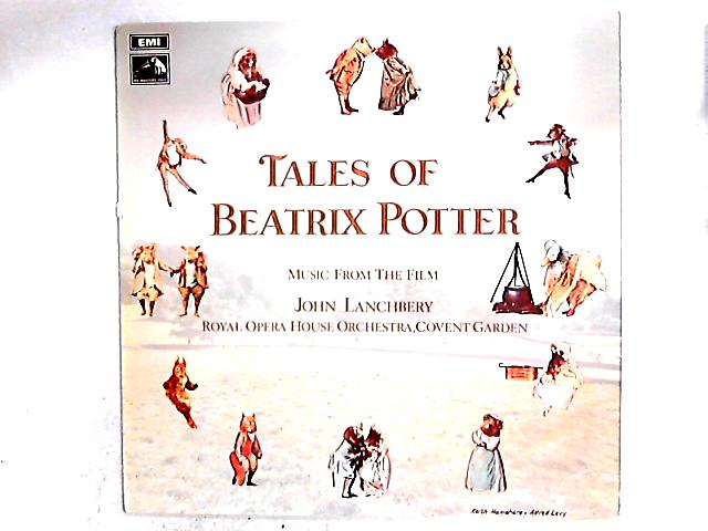 Music From The Film Tales Of Beatrix Potter LP By Beatrix Potter