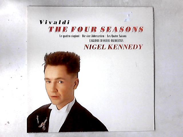 The Four Seasons (Le Quattro Stagioni · Die Vier Jahreszeiten · Les Quatre Saisons) LP By Antonio Vivaldi
