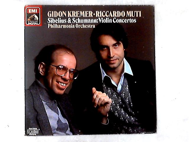 Violin Concertos LP By Gidon Kremer