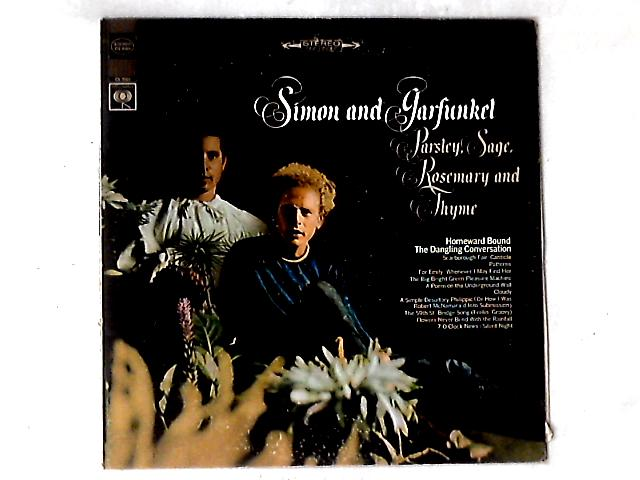 Parsley, Sage, Rosemary And Thyme LP by Simon & Garfunkel