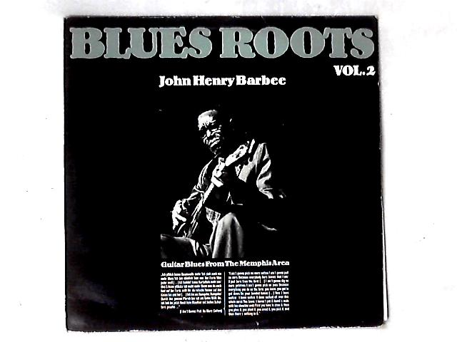 Guitar Blues From The Memphis Area LP By John Henry Barbee