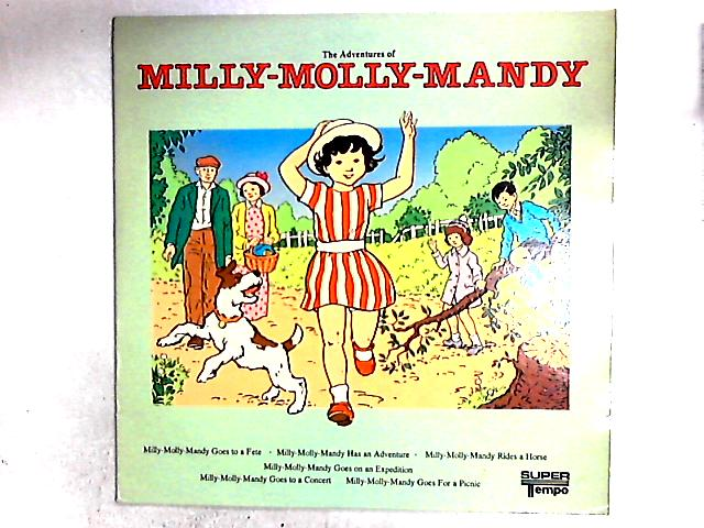 The Adventures Of Milly-Molly-Mandy LP By Janie Rayne