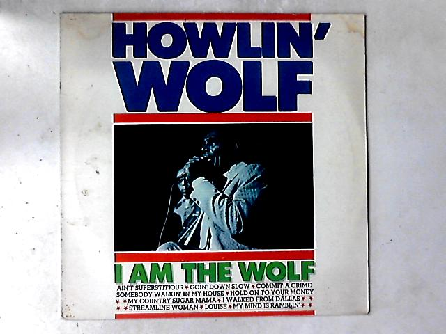 I Am The Wolf 12in by Howlin' Wolf