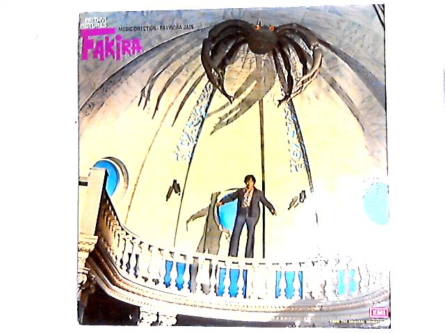 Fakira LP by Ravindra Jain