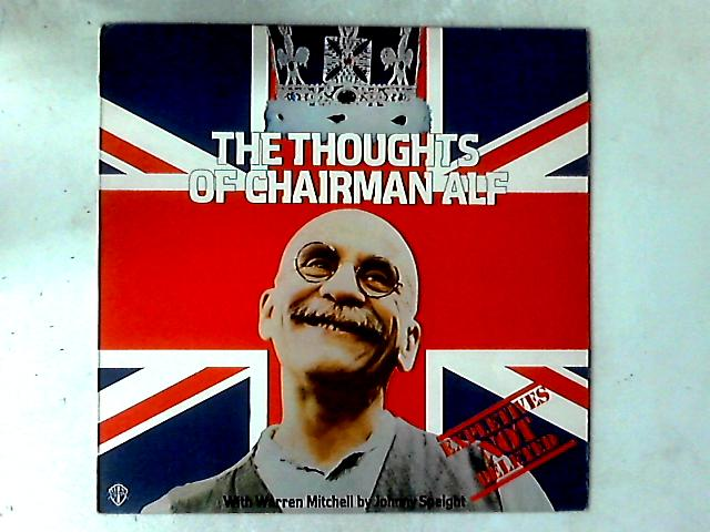 The Thoughts Of Chairman Alf LP By Warren Mitchell