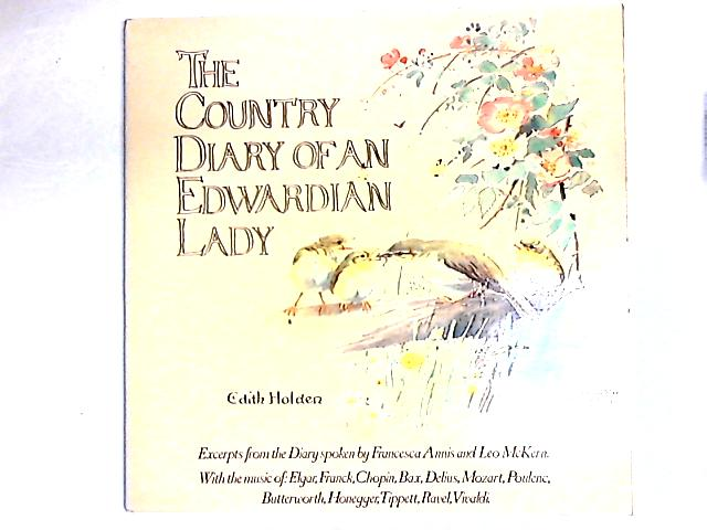 The Country Diary Of An Edwardian Lady LP Gat By Edith Holden
