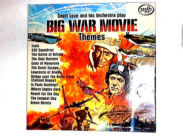 Details about Big War Movie Themes LP (Geoff Love & His Orchestra - 1971)  MFP 5171 (ID:15331)