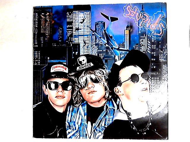 Van Stupid LP By Stupids