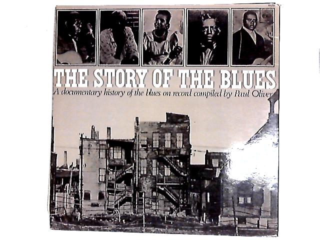 The Story Of The Blues 2LP comp By Various
