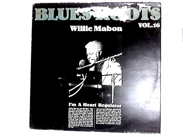 I'm A Heart Regulator comp By Willie Mabon
