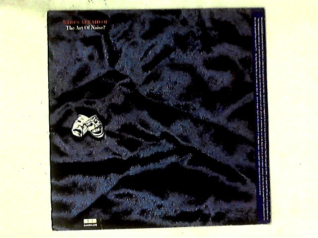 Whos Afraid Of The Art Of Noise Lp By The Art Of Noise World
