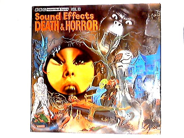 Sound Effects No. 13 - Death & Horror LP by Mike Harding
