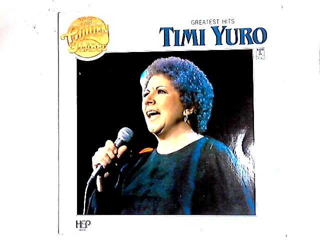 Greatest Hits LP By Timi Yuro