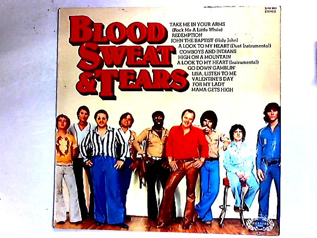 Blood, Sweat And Tears LP By Blood, Sweat And Tears