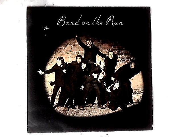 Band On The Run LP + POSTER by Wings (2)