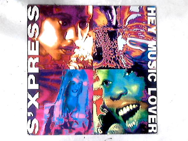 Hey Music Lover 12in By S'Express