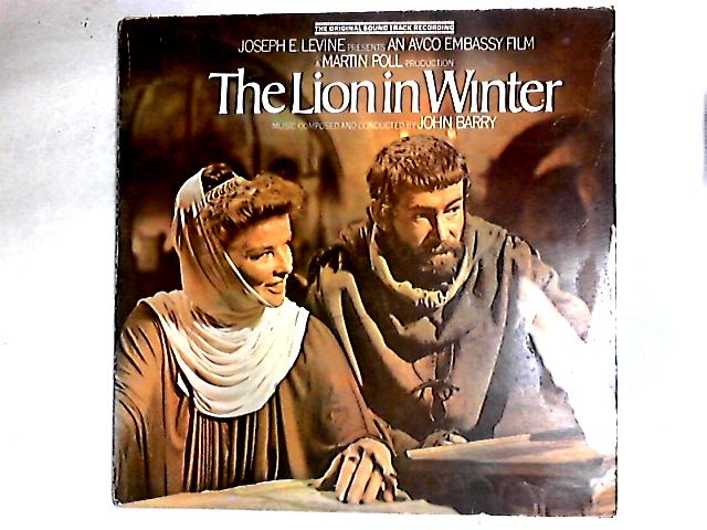 The Lion In Winter (Original Motion Picture Soundtrack) LP By John Barry