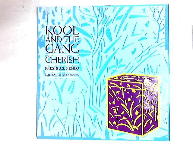 Cherish 12in By Kool & The Gang
