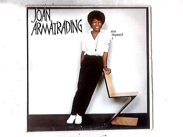 Me Myself I LP By Joan Armatrading
