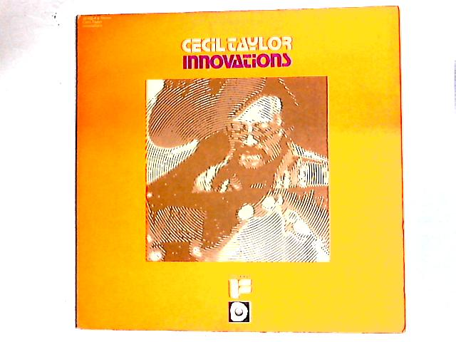 Innovations LP Gat By Cecil Taylor
