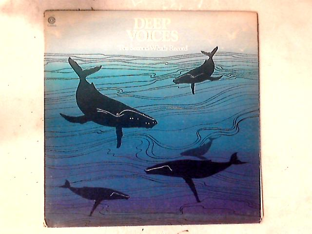 Deep Voices - The Second Whale Record LP By Whales (6)