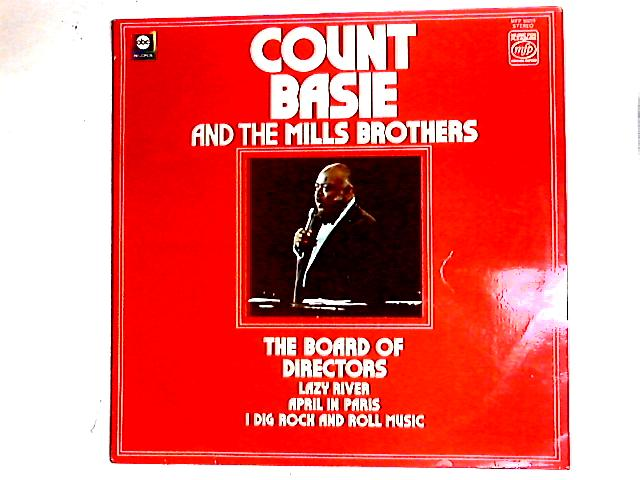 The Board Of Directors LP By Count Basie