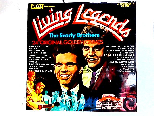 Living Legends Comp By Everly Brothers