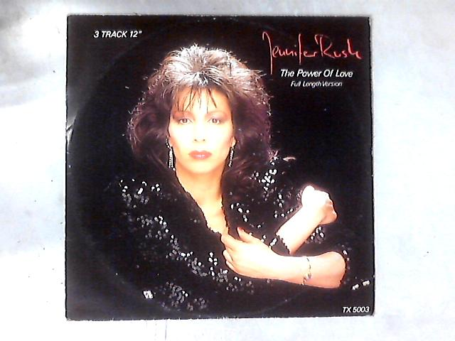 The Power Of Love (Full Length Version) 12in by Jennifer Rush