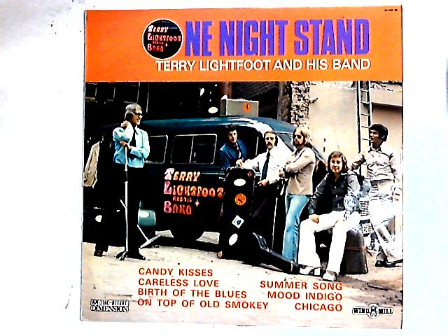 One Night Stand LP By Terry Lightfoot And His Band