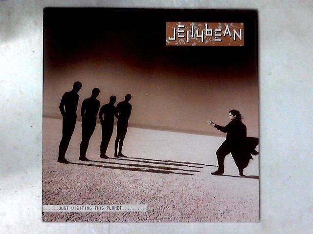 "Just Visiting This Planet LP by John ""Jellybean"" Benitez"