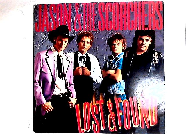 Lost & Found LP by Jason & The Scorchers