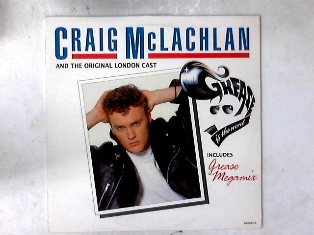 grease 12in By Craig McLachlan