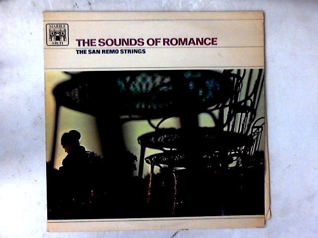 The Sounds Of Romance LP By The San Remo Strings