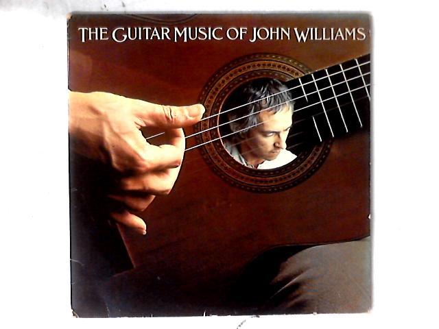 The Guitar Music Of John Williams 2xLP COMP By John Williams (7)