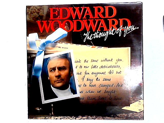 The Thought Of You LP By Edward Woodward
