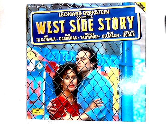 West Side Story 2LP Gat By Leonard Bernstein