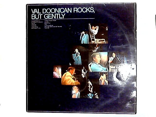 Val Doonican Rocks, But Gently LP By Val Doonican