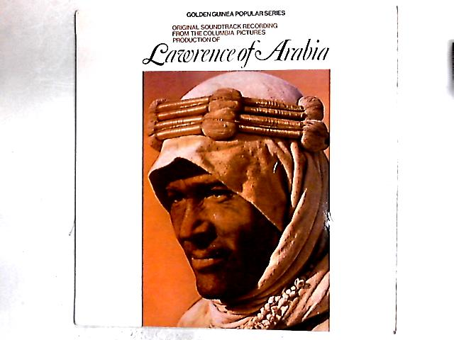 Lawrence Of Arabia—Original Soundtrack Recording LP by Maurice Jarre