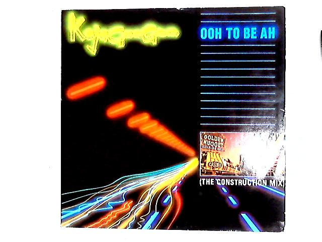 Ooh To Be Ah (The Construction Mix) 12in By Kajagoogoo