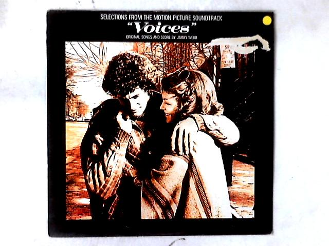 Voices LP By Jimmy Webb