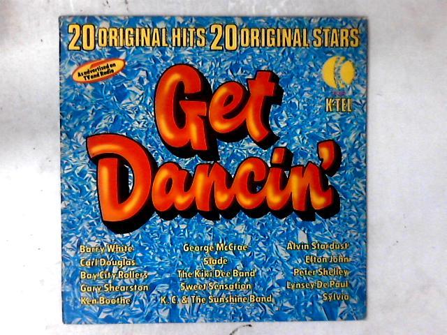 Get Dancin' LP COMP By Various