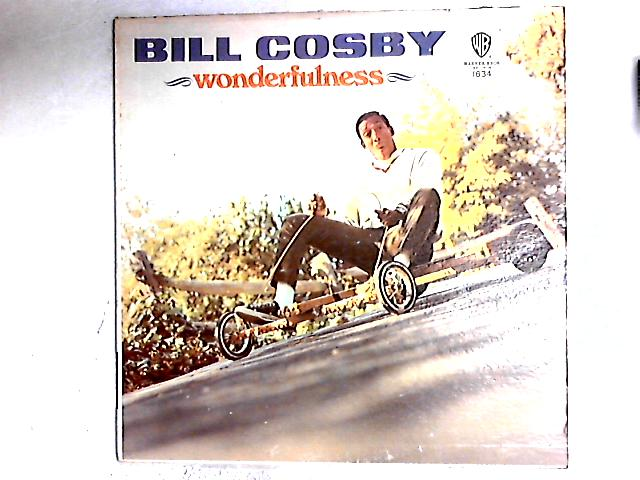 Wonderfulness LP By Bill Cosby