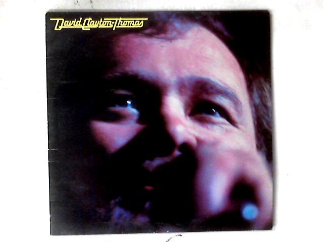 David Clayton-Thomas LP By David Clayton-Thomas