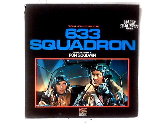 633 Squadron - Original Motion Picture Soundtrack LP By Ron Goodwin