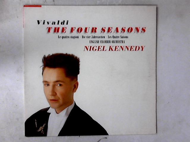The Four Seasons · Le Quattro Stagioni · Die Vier Jahreszeiten · Les Quatre Saisons LP by Antonio Vivaldi
